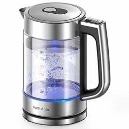 HadinEEon Wasserkocher mit Temperatureinstellung Test