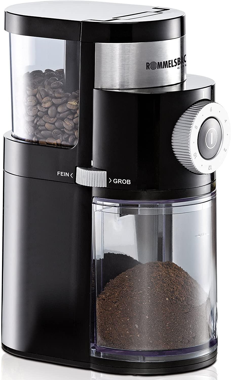 Elektrische-Kaffeemühlen Test