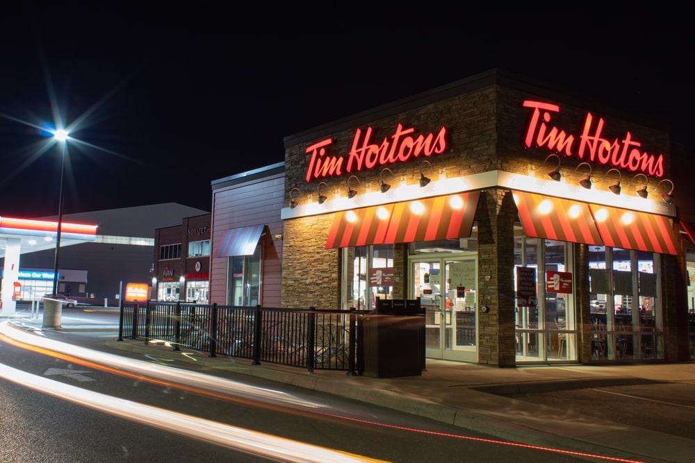 Tim Hortons Filiale