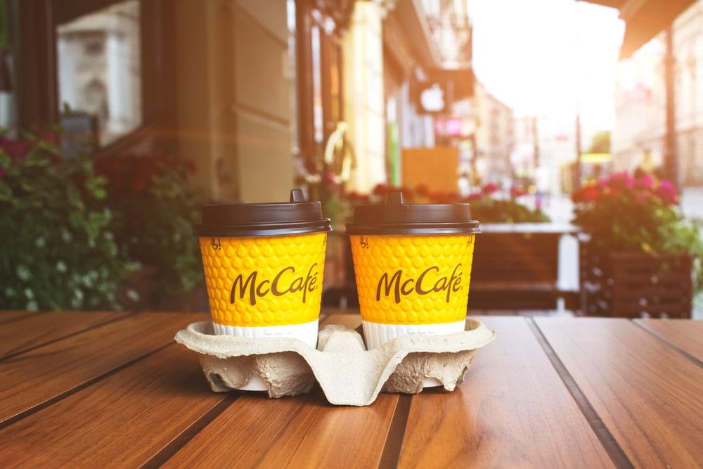 McCafe Kaffee